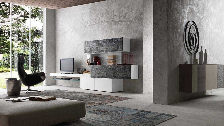 Arredamento in stile moderno minimal
